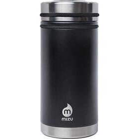 MIZU V5 Botella con aislamiento con Tapa en V 500ml, negro